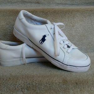 Mens polo shoes